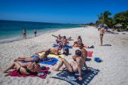 tour cuba occidente spiaggia