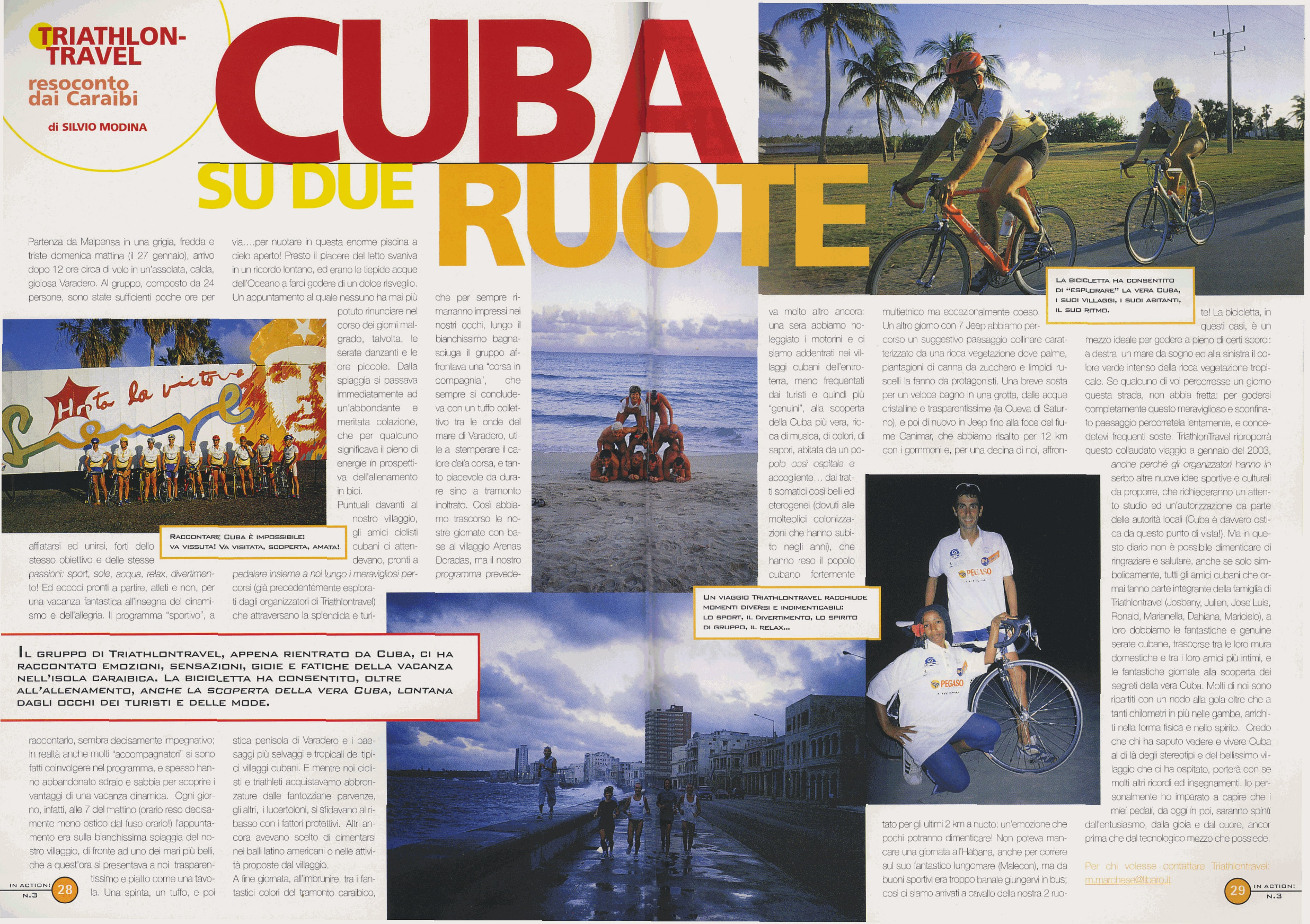 Cuba Triathlontravel
