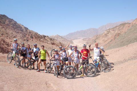 Sinai MTB Tour