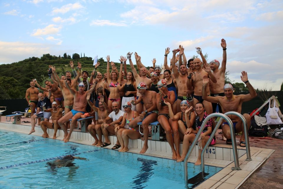 Allenamento nuoto training triathlon
