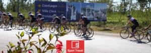 Cuba sport con logo