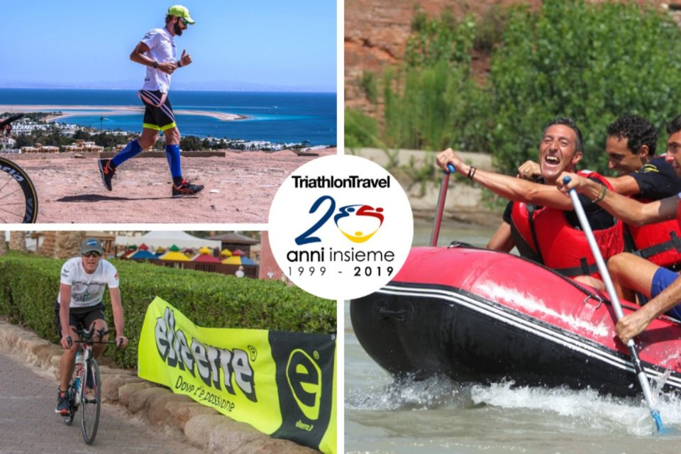 rafting TriathlonTravel ventennale