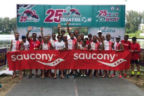 Saucony è un nuovo sponsor di TriathlonTravel.