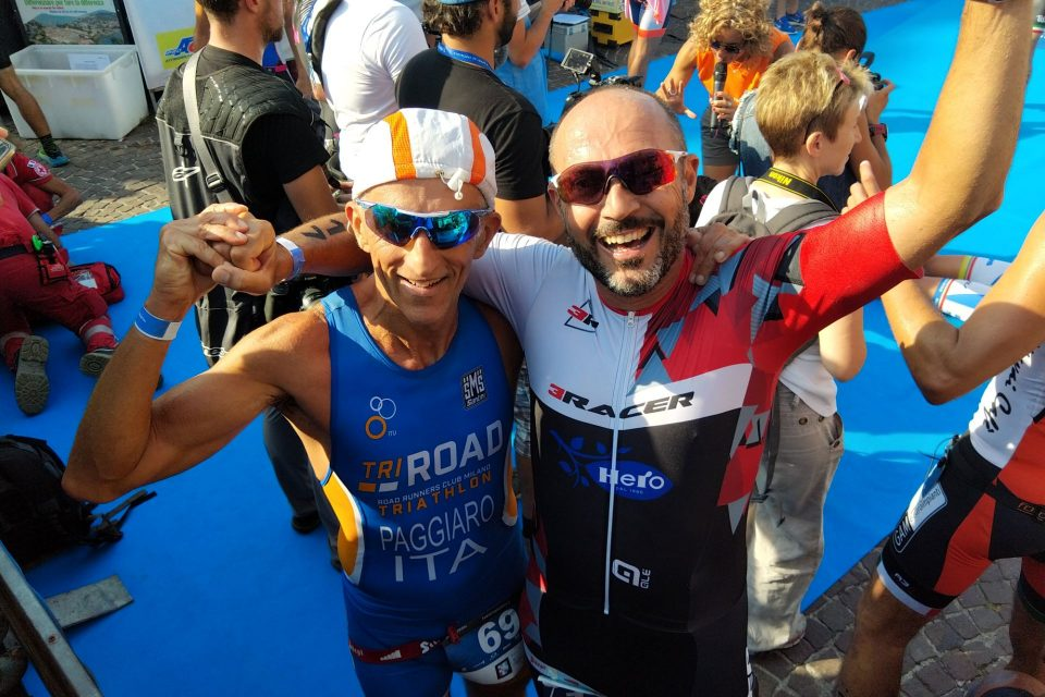 Viaggiatori TriathlonTravel al Triathlon di Peschiera