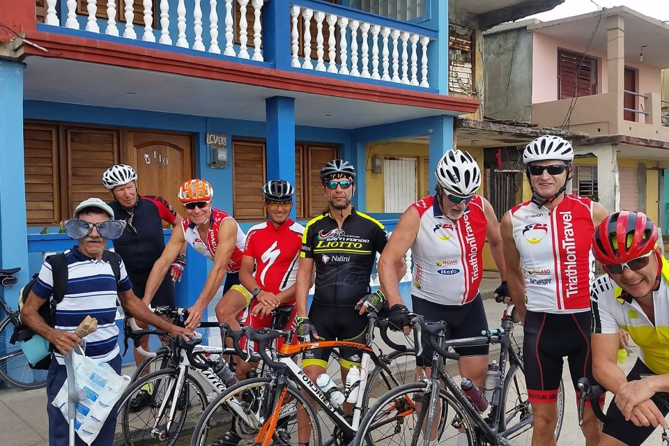 viaggio cuba triathlon habana