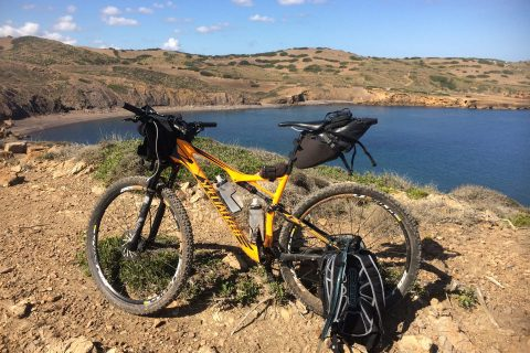 viaggio minorca mtb mountain-bike