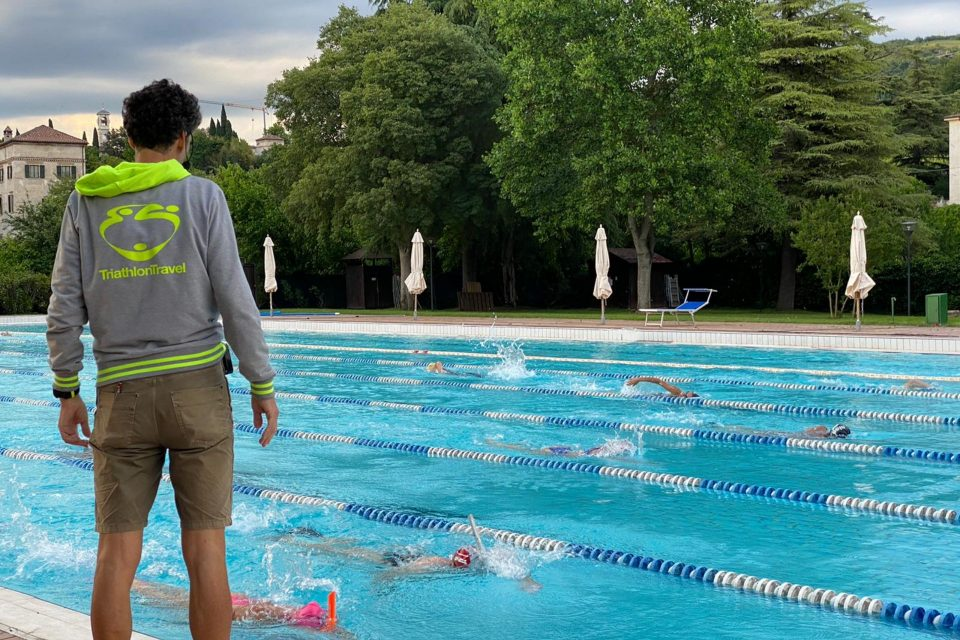 Allenamenti nuoto TriathlonTravel